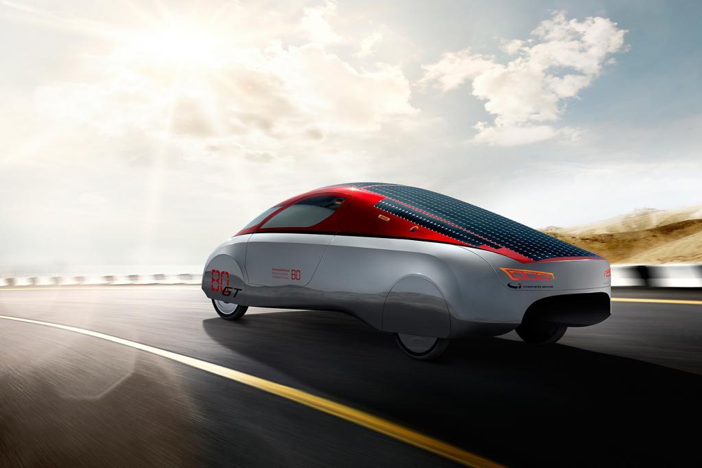 Uni Bochum beim härtesten Solarauto-Rennen der Welt