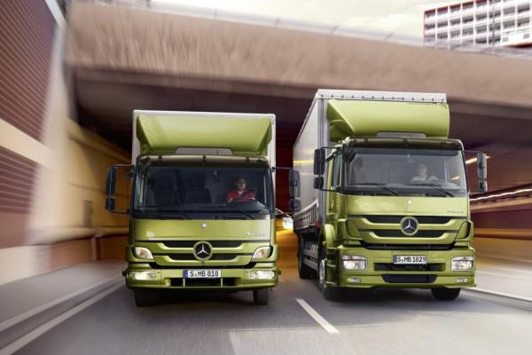 Verkehrssicherheitstag - Mehr Tempo für Laster
