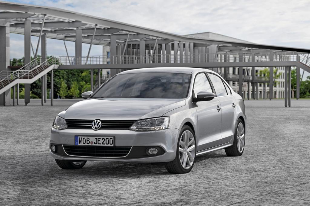 Volkswagen 2011 - Neues aus Wolfsburg