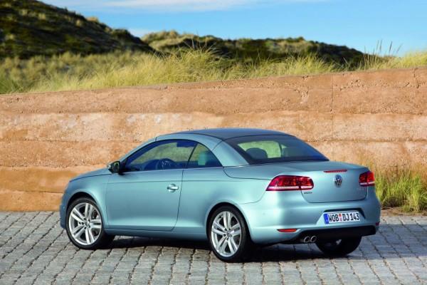 Volkswagen Eos kommt in den Handel