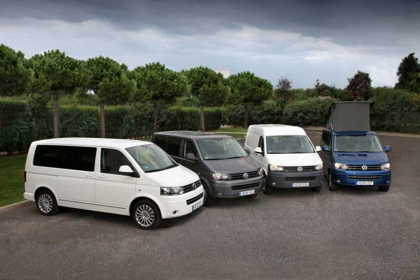 Volkswagen Nutzfahrzeuge erzielte 2010 deutliches Auslieferungsplus