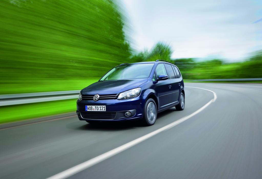 Volkswagen Touran 1.4 TSI Eco Fuel.