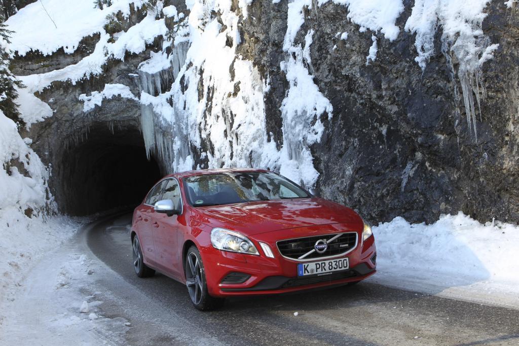 Volvo Ice Cam - Dieses schwedische Gespür für Schnee