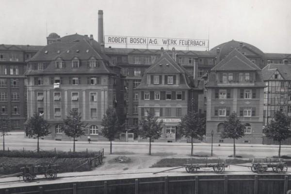 Von Stuttgart in alle Welt: Bosch wird 125
