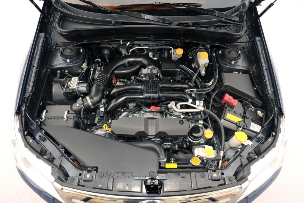 Wie Porsche setzt Subaru weiter auf das Boxer-Prinzip