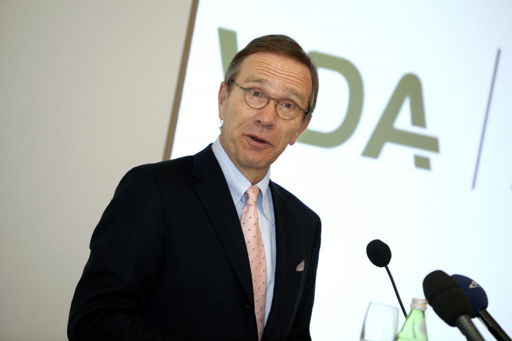 Wissmann sieht in den USA Absatz von einer Million deutscher Fahrzeuge