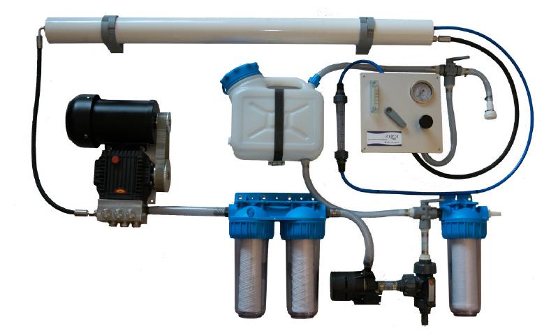 boot 2011: Aquatec präsentiert neues Einstiegsmodell zur Seewasserentsalzung