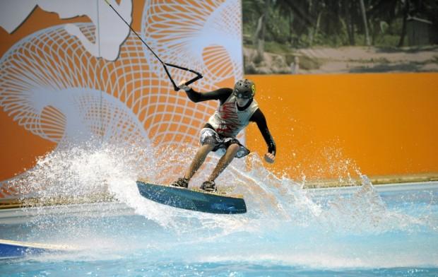 boot 2011: Beach World – Wassersporttrends auf 1.000 Quadratmeter Indoor-Wasserfläche