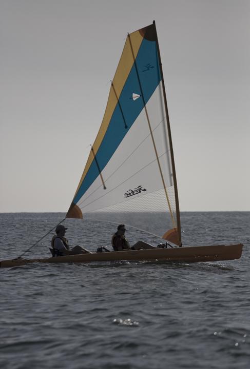 boot 2011: Catawest zeigt Hobie Mirage Tandem Island Trimaran
