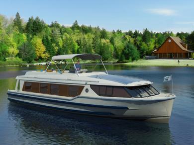 boot 2011: Haubootspezialist Le Boat mit Hybridbooten und neuen Abfahrtsstationen