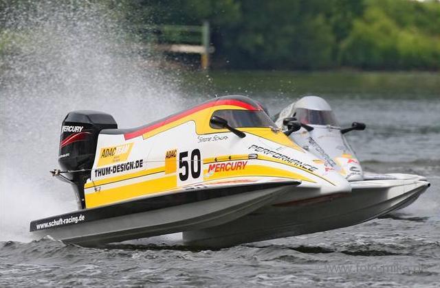 boot 2011: Powerboat Racing Team Schuft und RaceBoats Germany