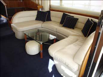 boot 2011: SmartYacht bietet Yachtanteile im Mittelmeer: Ganzer Luxus. Geteilte Kosten.