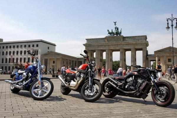 ''Berlin Harley Days'' erneut abgesagt