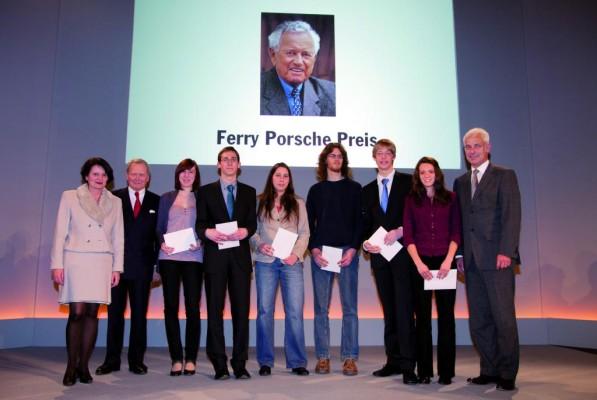 10. Ferry-Porsche-Preis verliehen