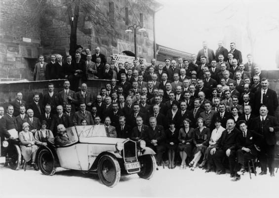 125 Jahre Automobil: DKW F1 - der erste Großserien-Pkw mit Frontantrieb