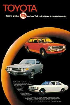 40 Jahre Toyota Deutschland