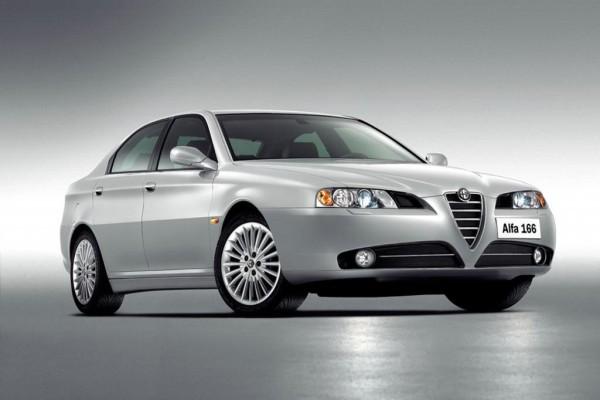 Alfa Romeo - Kein Nachfolger für den 166