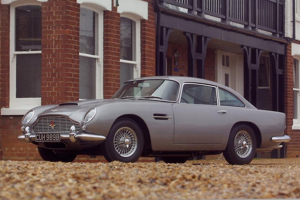 Aston Martin DB5, 1963