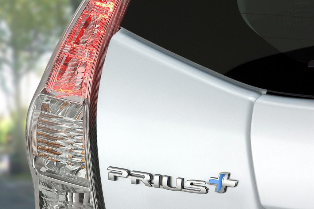 Außerdem zeigen die Japaner den Prius+, den großen Bruder des Hybrid-Pioniers Prius.