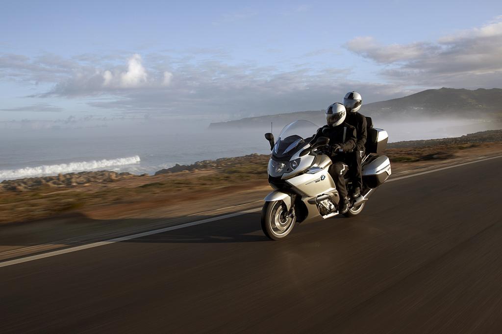 Auch Motorräder können geliehen werden