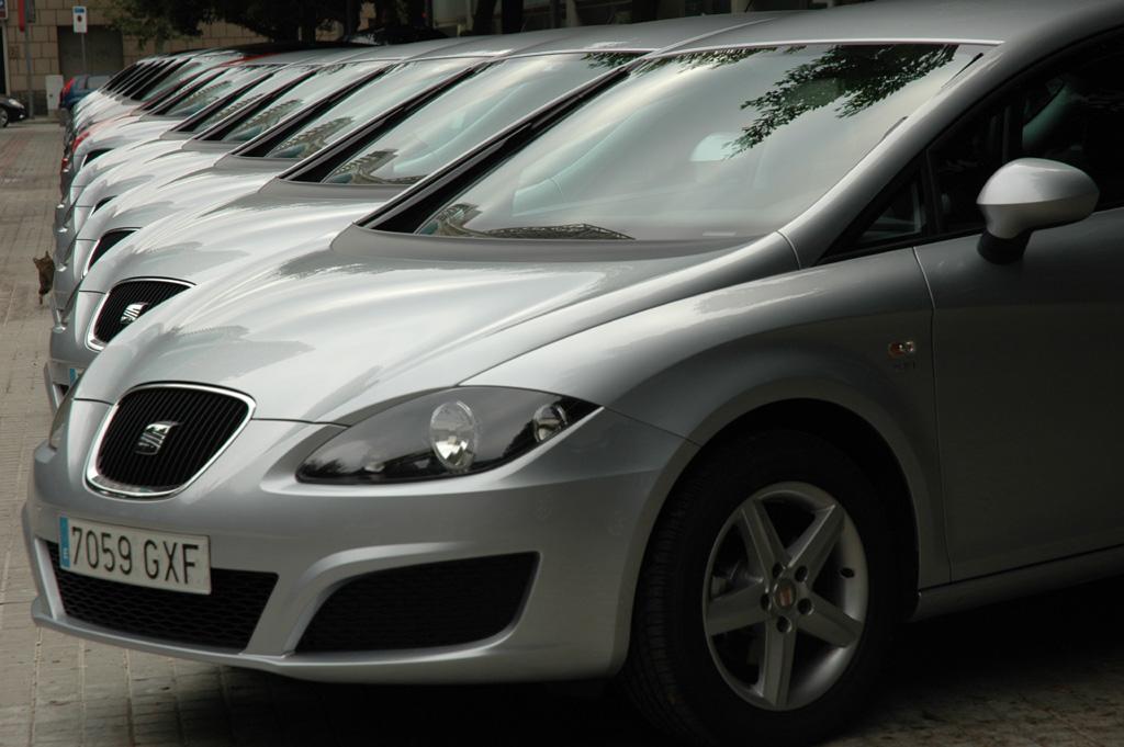 Auch vom León legt Seat Coppa-Sondermodelle auf.