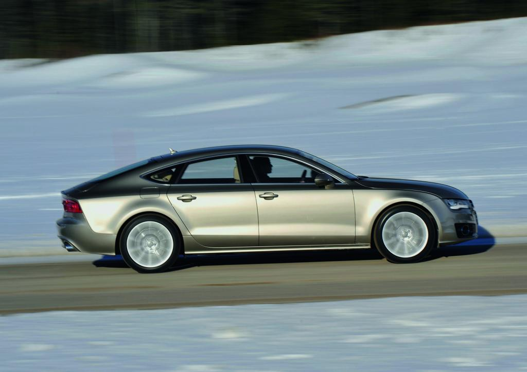 Audi A7 Sportback gewinnt