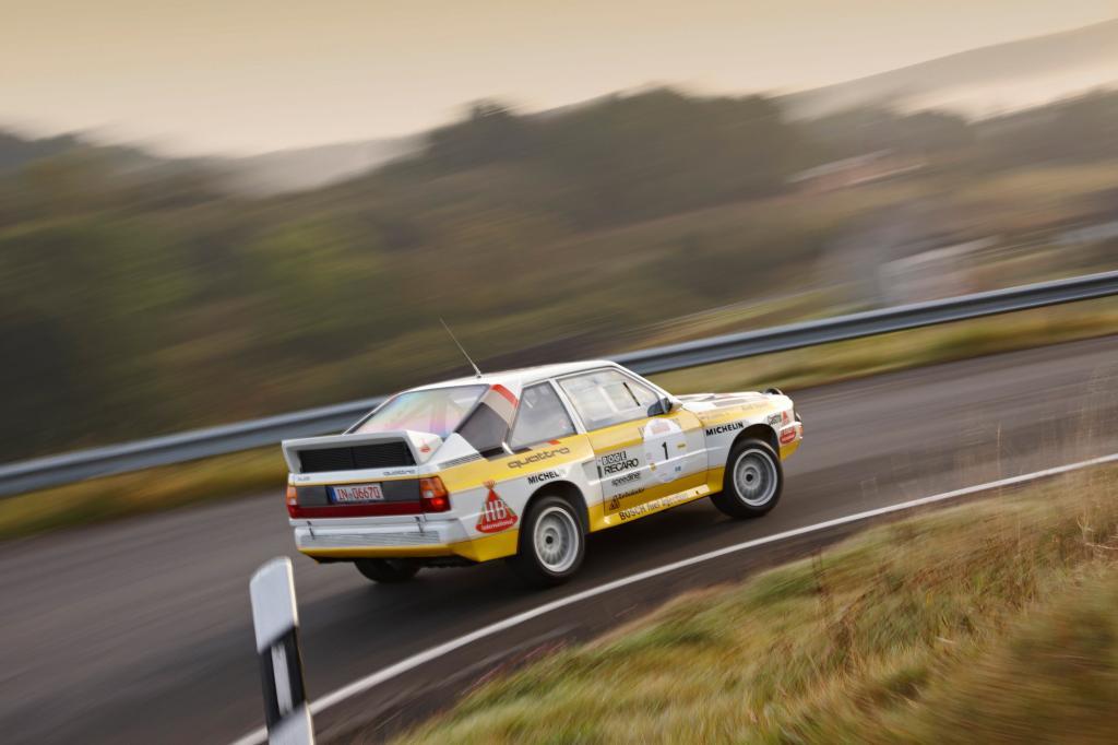 Audi Rallye Sport quattro