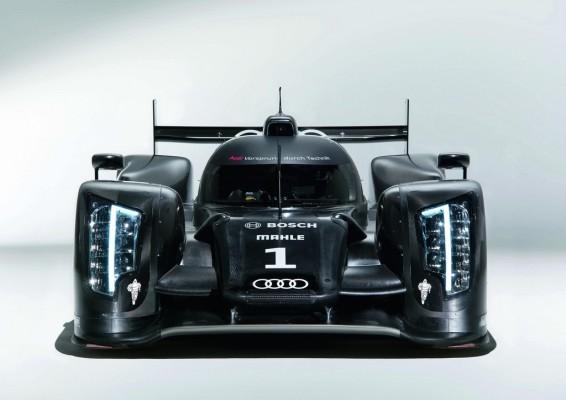 Audi bereitet den R18 auf Le Mans vor