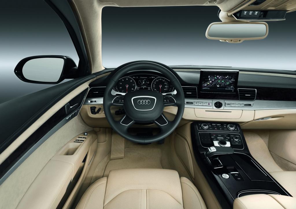 Audi bringt A8 in Sonderschutzausführung