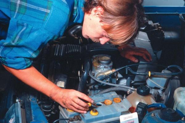 Augen auf bei Do-it-yourself-Reparaturen