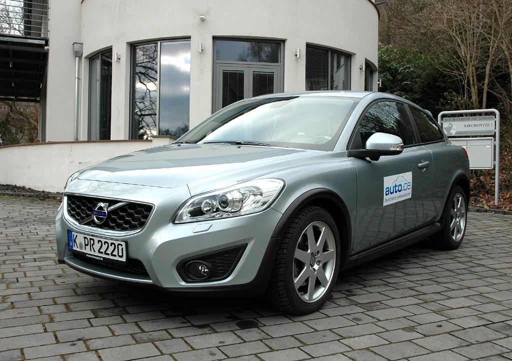 Auto im Alltag: Volvo C30 Diesel