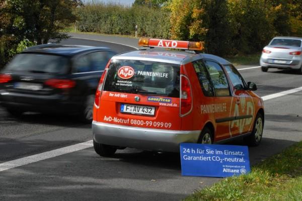 Autoclub kompensiert Emissionen mit Windkraftengagement