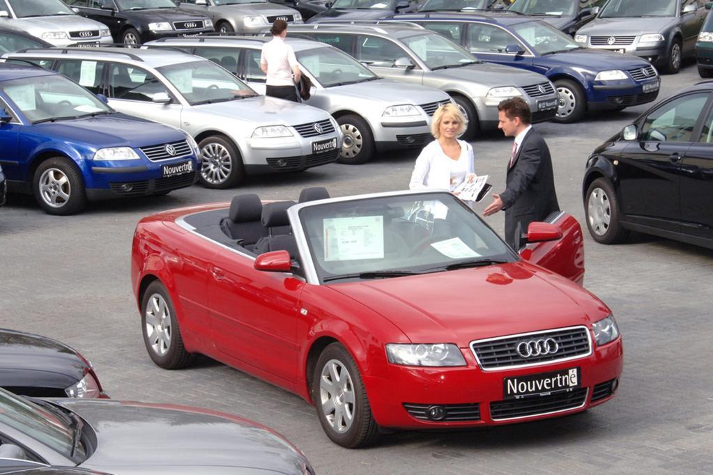 Autokauf im Internet: Nur keine Eile