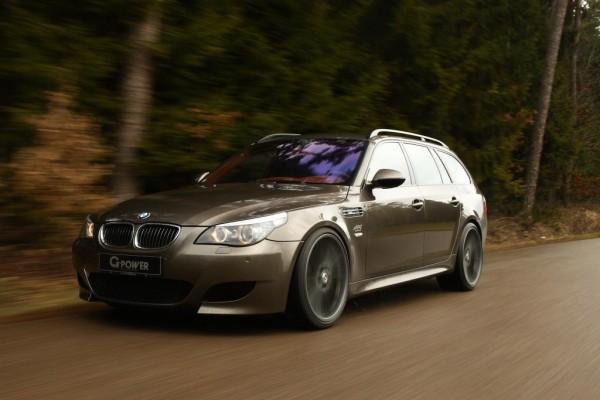 BMW Hurrican RS Touring - Ein Kombi, schnell wie der Wind