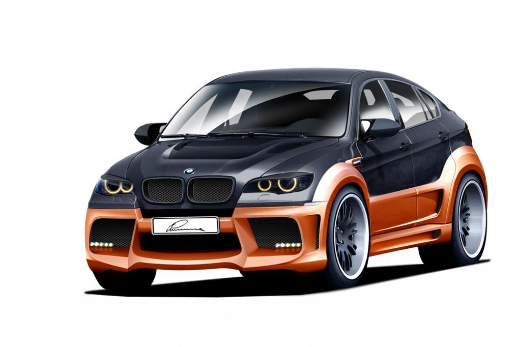 BMW X6 Lumma CLR X 650 - Es geht noch wuchtiger