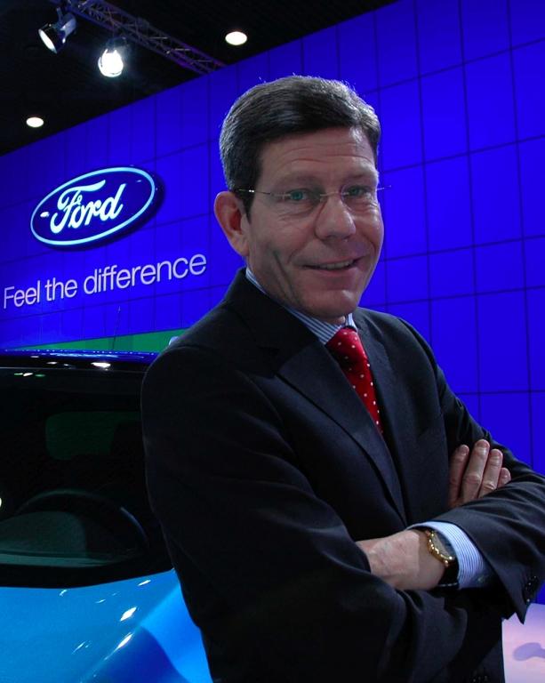 Bernhard Mattes ist Ford-Deutschland-Chef und Europa-Vize der Marke.