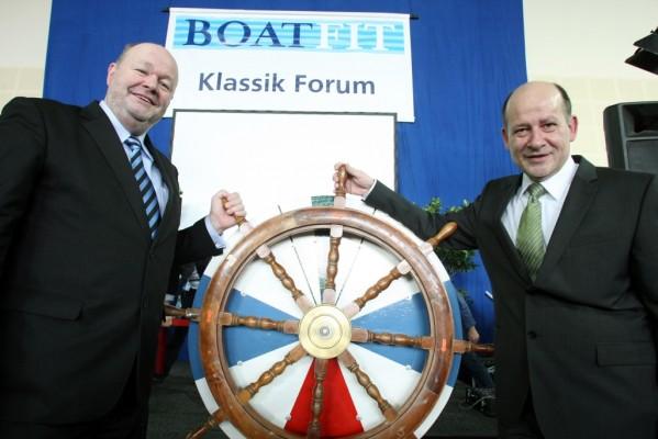Boatfit Bremen 2011 ist eröffnet