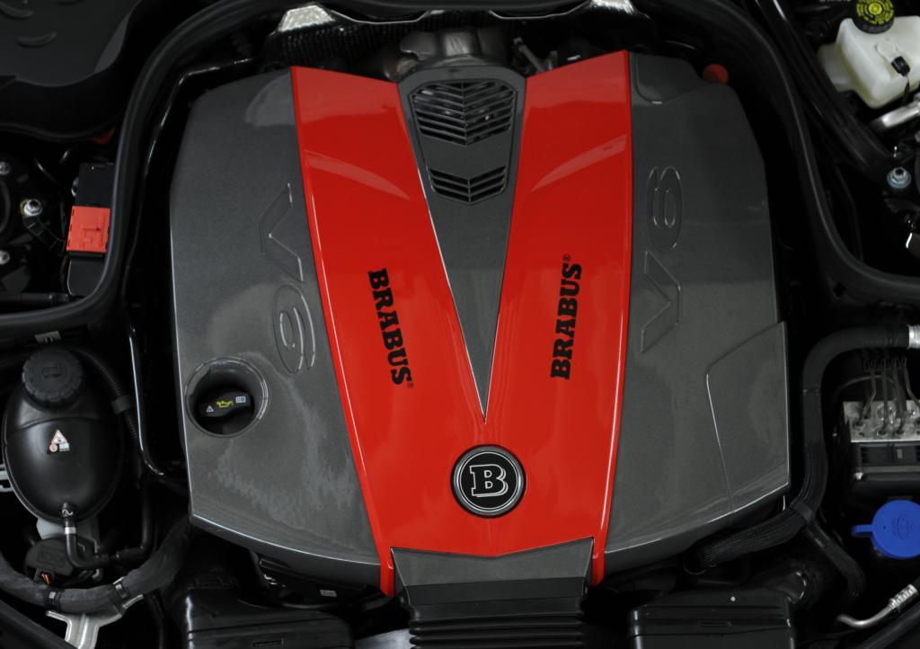 Brabus Programm für das neue Mercedes CLS Coupé.