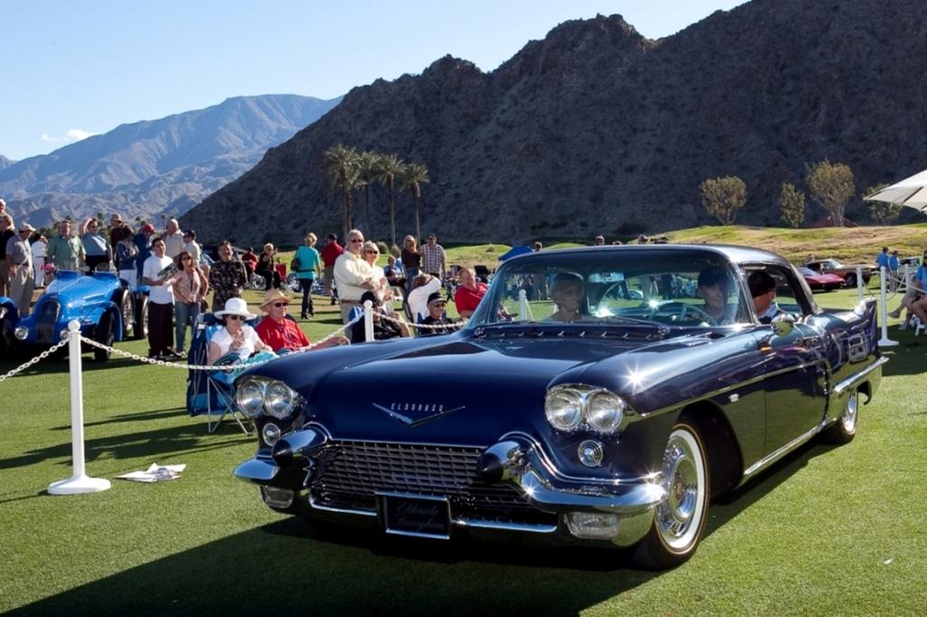 Cadillac Eldorado Brougham.