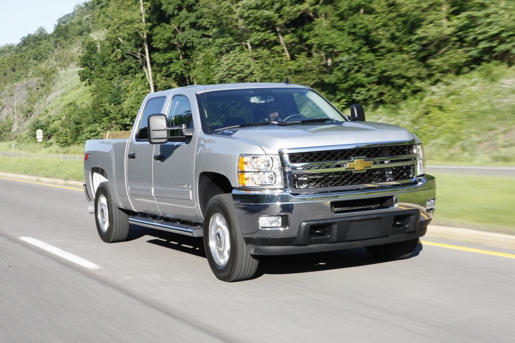 Chevrolet absatzstärkste Marke in den USA