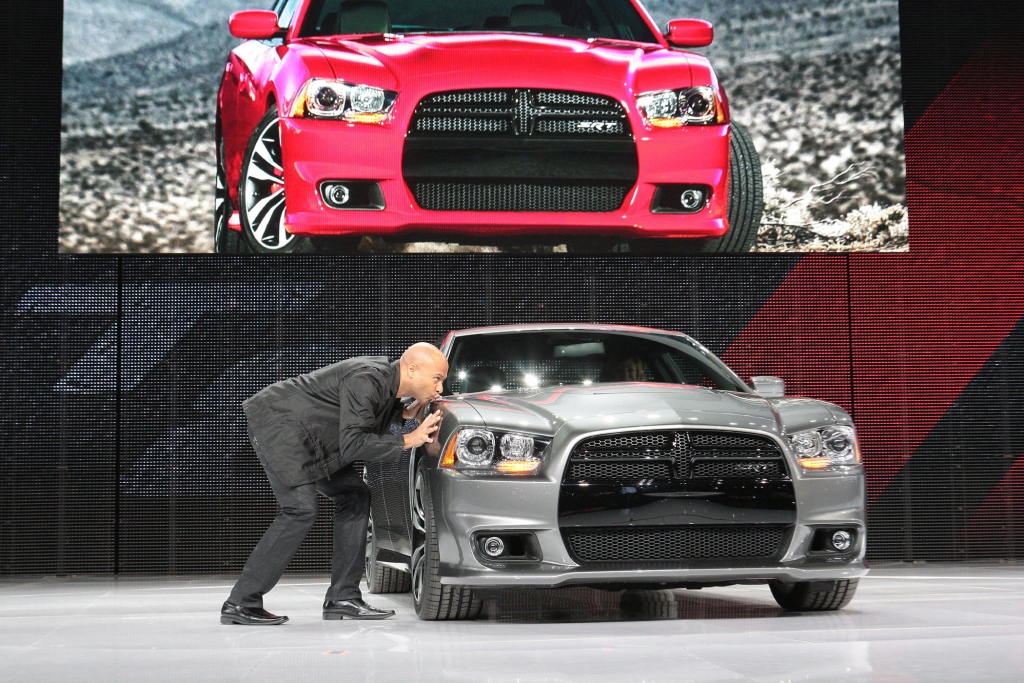 Chicago 2011: Dodge Charger SRT8 - Alte Power-Herrlichkeit