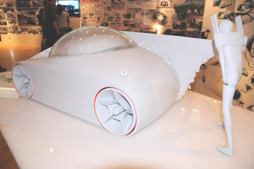 Christopher Lais Kompaktwagen soll vom Besitzer frei zu variieren sein