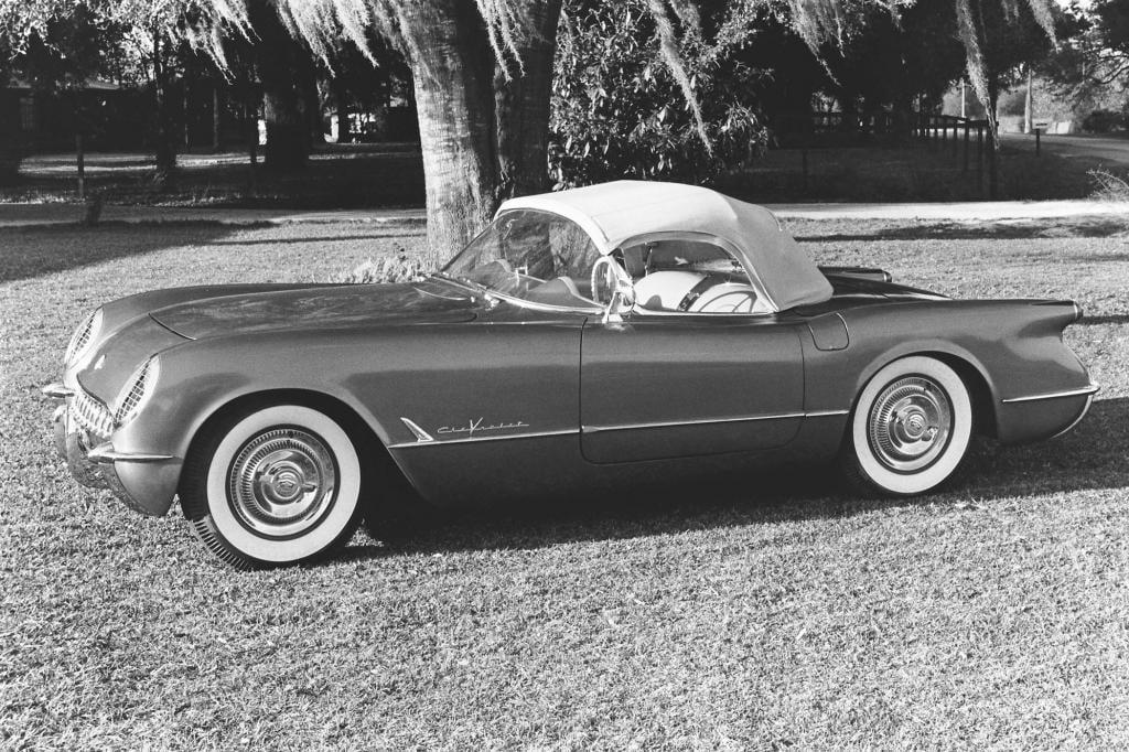 Corvette, 1954