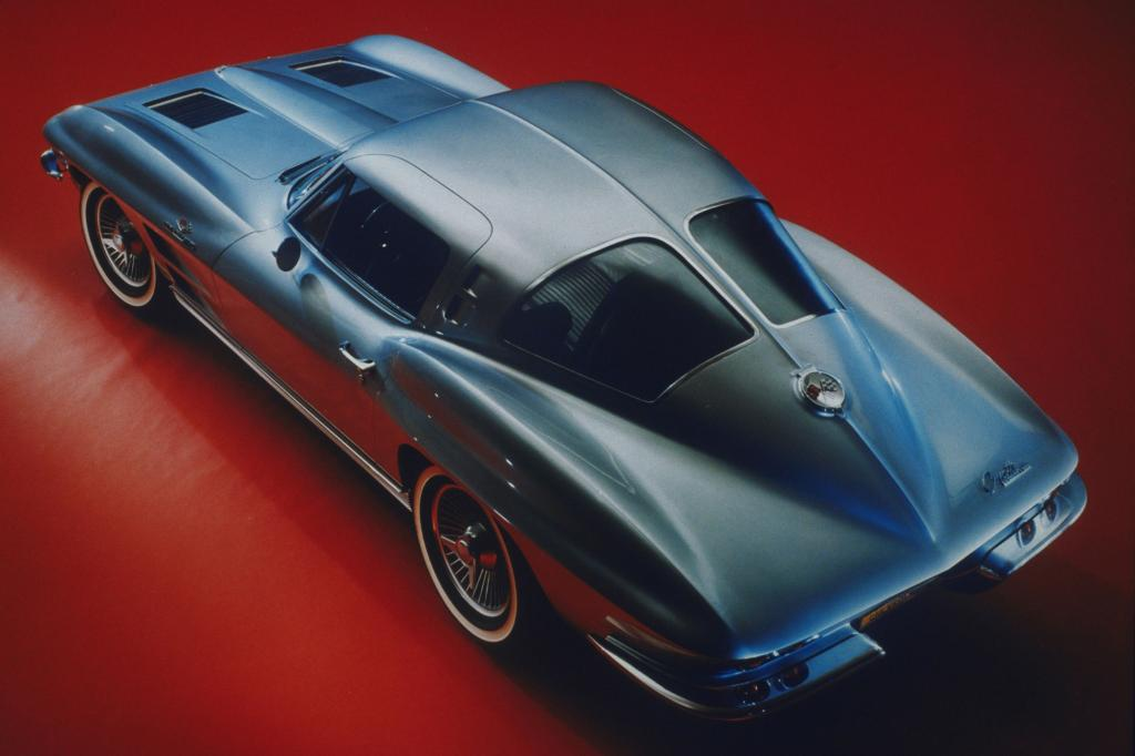 Corvette Sting Ray, 1963