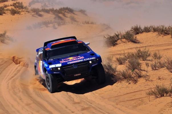 Dakar-Sieger gewinnen Rallye Ha'il