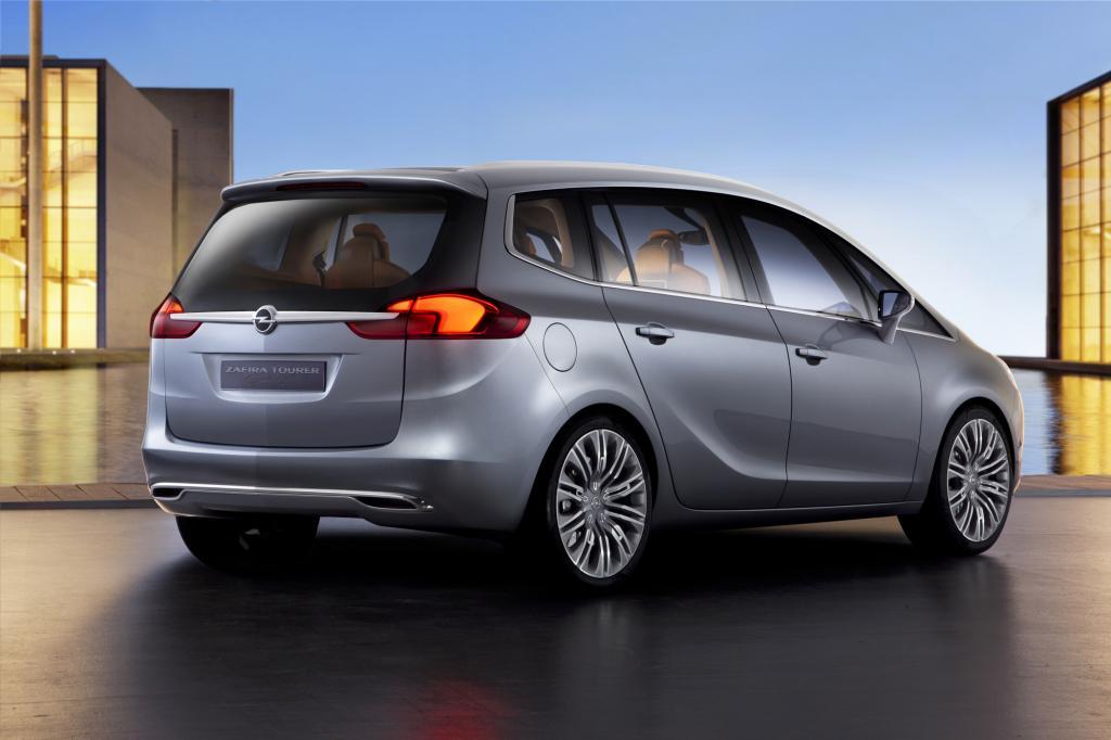 Das Concept-Fahrzeug wird jetzt in Genf präsentiert