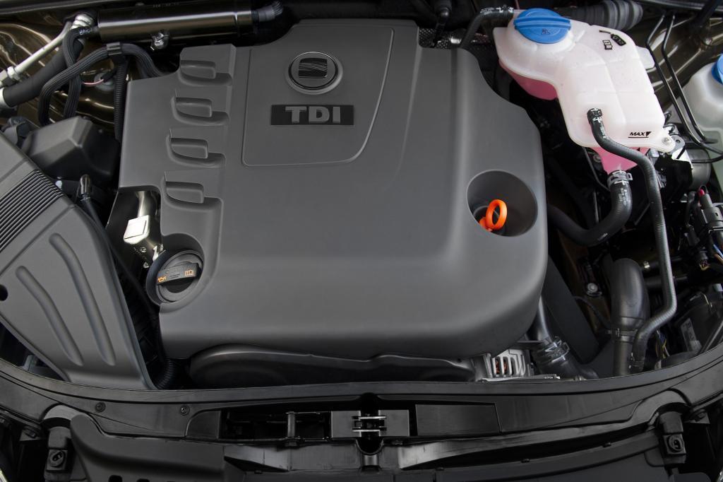 Der 105 kW/143 PS starke Volumenmotor wird vor allem von den Flottenkunden gewählt