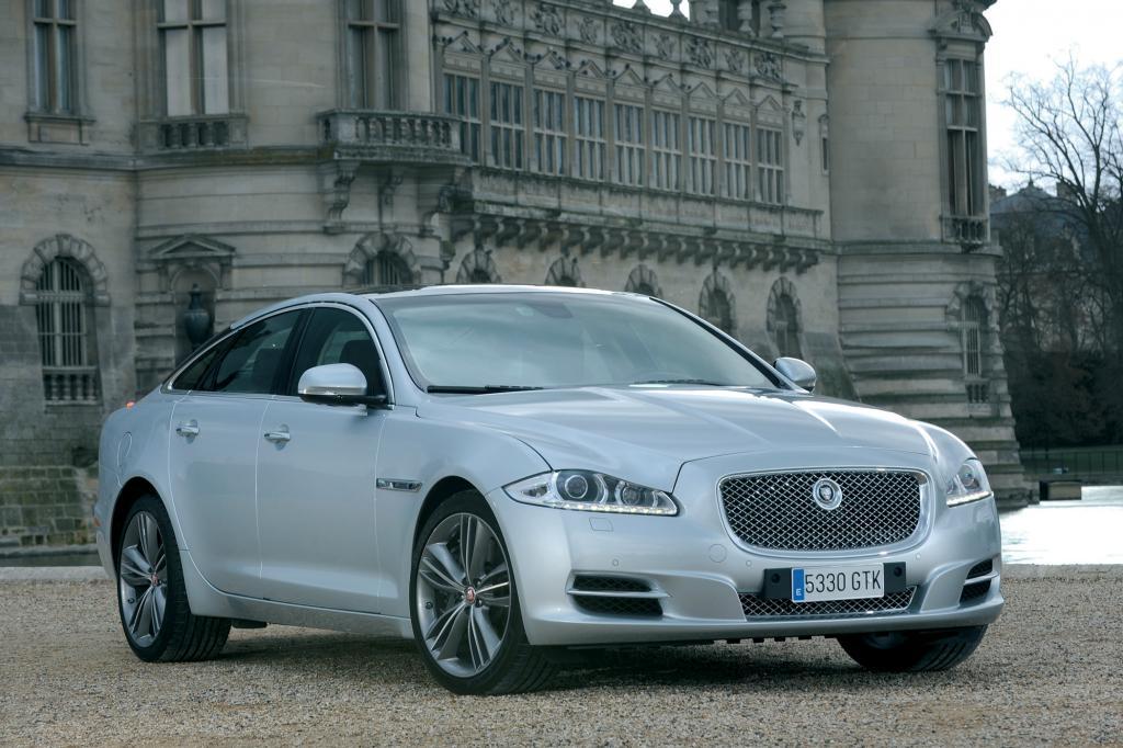 Der Jaguar gehört bei vielen Hotels zum Fuhrpark