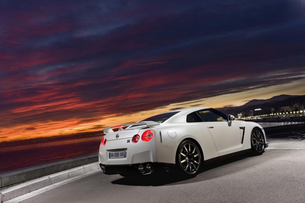 Der Nissan GT-R soll selbst Porschefahrer von sich überzeugen