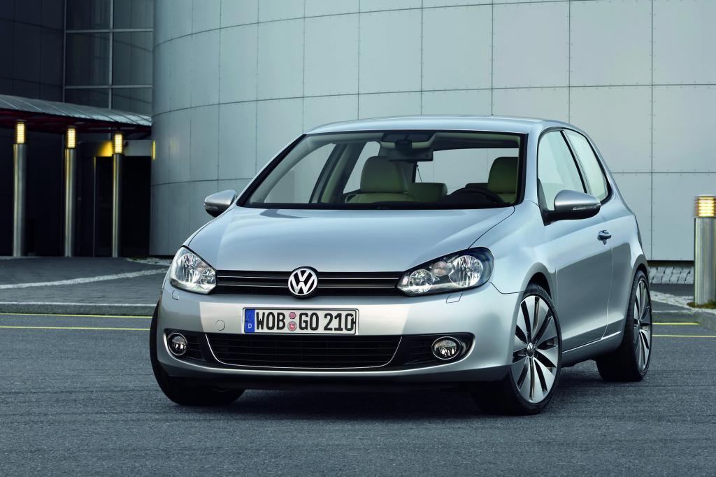 Der VW Golf ist das meistverkaufte Auto in Deutschland